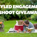 styled engagement shoot giveaway
