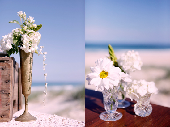 vintage beach wedding inspiration015 Vintage Beach Wedding Inspiration