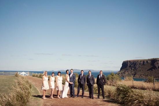 wedding in stanley tasmania