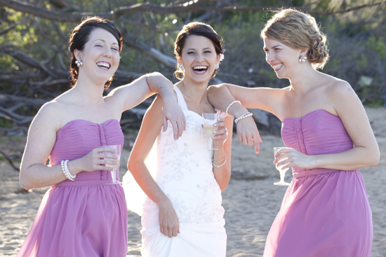 a a bent199 Classic Pink and White Townsville Wedding