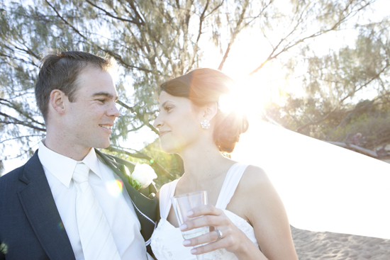 a a bent212 Classic Pink and White Townsville Wedding