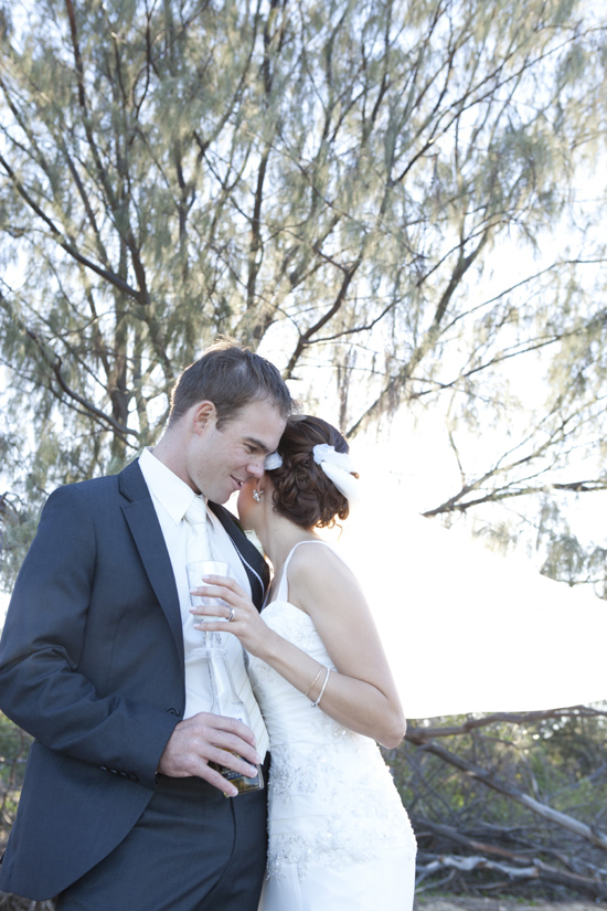 a a bent222 Classic Pink and White Townsville Wedding