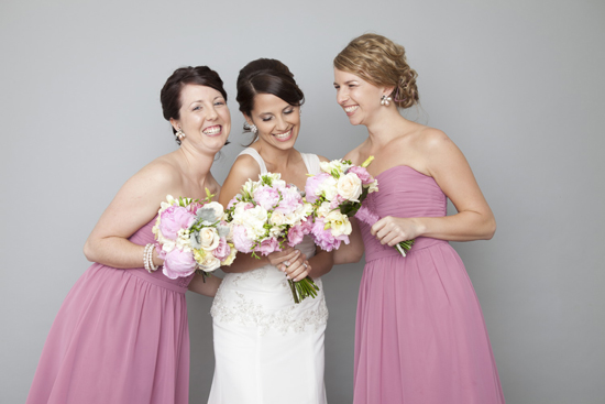 a a bent298 Classic Pink and White Townsville Wedding