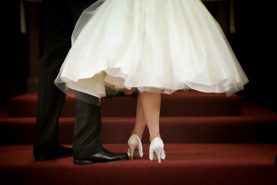 audrey hepburn inspired wedding007