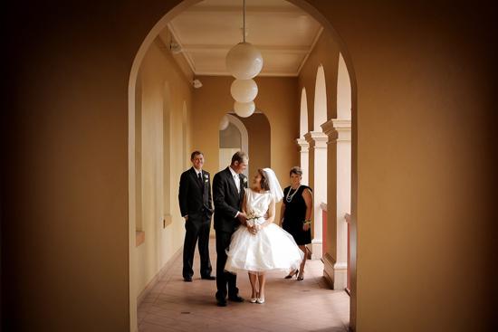 audrey hepburn inspired wedding010