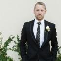 australian modern groom style
