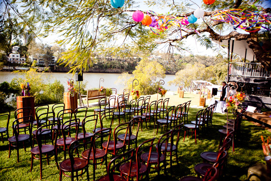 colourful brisbane wedding0221 Sally and Bens Colourful Brisbane Wedding