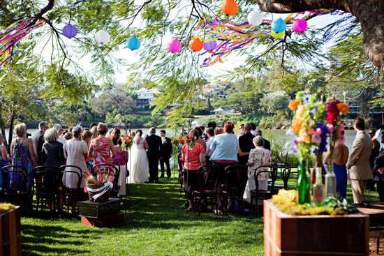 colourful brisbane wedding0291 Sally and Bens Colourful Brisbane Wedding
