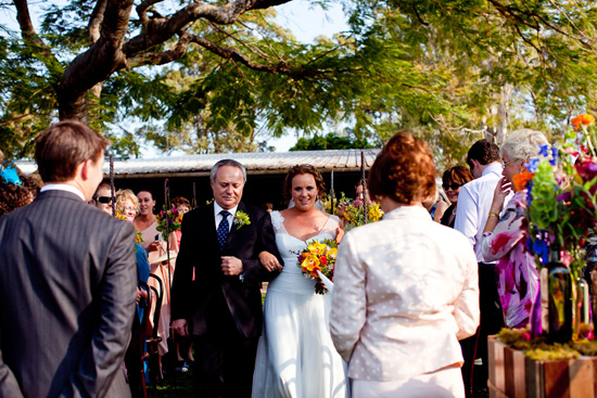 colourful brisbane wedding0301 Sally and Bens Colourful Brisbane Wedding