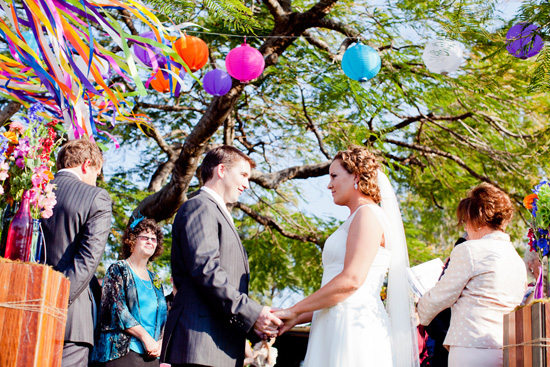 colourful brisbane wedding0311 Sally and Bens Colourful Brisbane Wedding