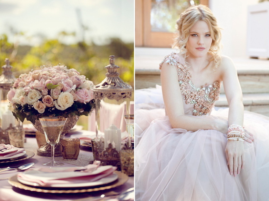 soft pink wedding inspiration019