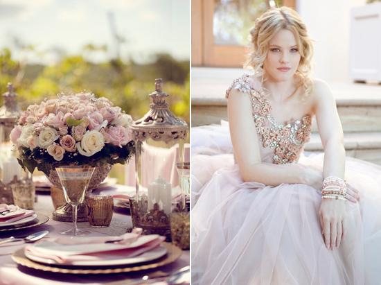 soft pink wedding inspiration019