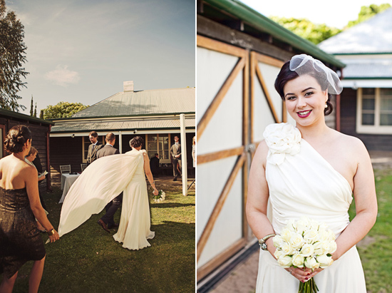 vintage inspired perth wedding007 Mel and Mikes Vintage Inspired Perth Wedding