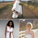wedding gowns with leather belts