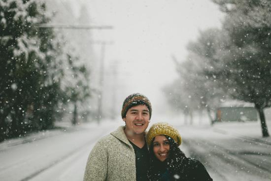 winter engagement photos010 Shefali & Michaels Winter Engagement Shoot