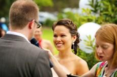 Casey & Rebeccas Clifton Gardens Sydney Harbour Wedding photogra