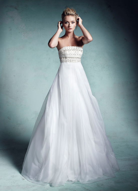 Collette Dinnigan Wedding Gowns001 Collette Dinnigan Enchanted Bridal Gowns