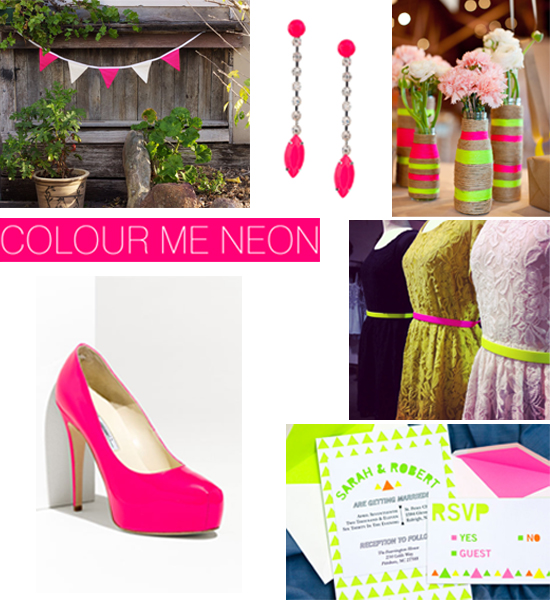 NEON Shoe Crush Sunday Neon