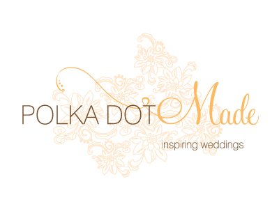 Polka Dot Made Logo DIY Wedding Projects