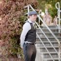 groom walking bride down the aisle001