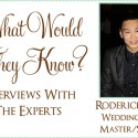 interview roderick ng weddings by masterslave