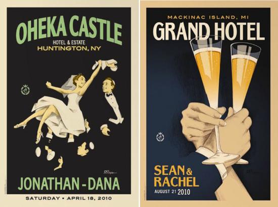 vintage wedding posters006 Vintage Wedding Posters