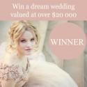 win-a-wedding WINNER