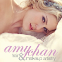 Amy Chan Hair & Makeup Artistry Bride Banner