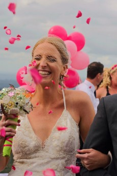 Hot Pink Wedding0062