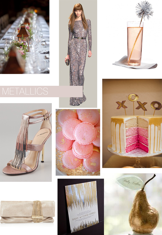 Shoe Crush Sunday Metallic Shoe Crush Sunday Metallic