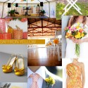 Shoe Crush Sunday - Saffron Yellow