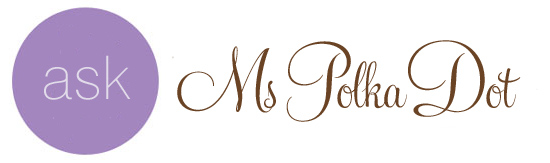 ask ms polka dot Ask Ms Polka Dot Winter Wedding Inspiration