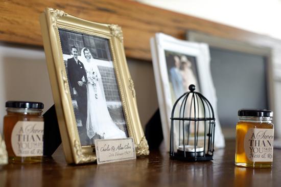 daylesford wedding002 Vanessa and Richs Daylesford Lavender Farm Wedding