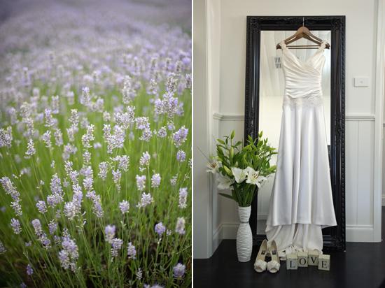 daylesford wedding008 Vanessa and Richs Daylesford Lavender Farm Wedding