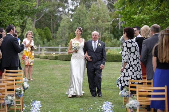 daylesford wedding016 Vanessa and Richs Daylesford Lavender Farm Wedding
