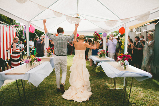 melbourne handmade wedding057 Rin and Joes Handmade Melbourne Wedding