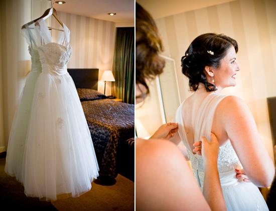 retro new zealand wedding002 Delwyn and Marcus Retro New Zealand Wedding