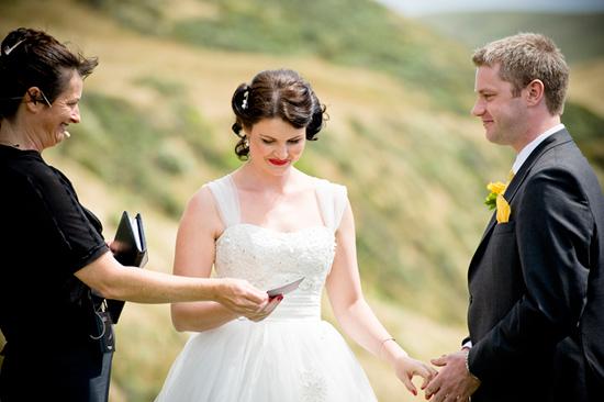 retro new zealand wedding009 Delwyn and Marcus Retro New Zealand Wedding