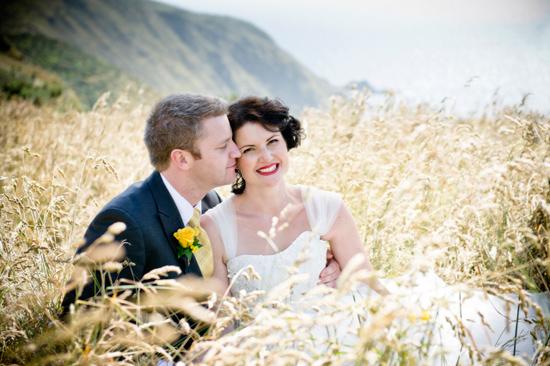 retro new zealand wedding012 Delwyn and Marcus Retro New Zealand Wedding
