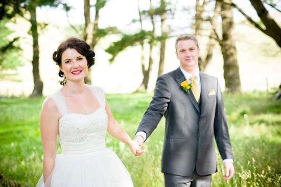 retro new zealand wedding017 Delwyn and Marcus Retro New Zealand Wedding
