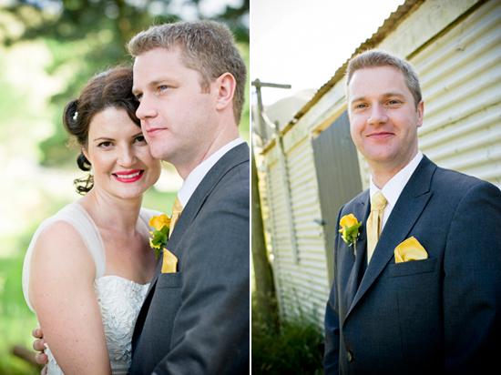 retro new zealand wedding018 Delwyn and Marcus Retro New Zealand Wedding