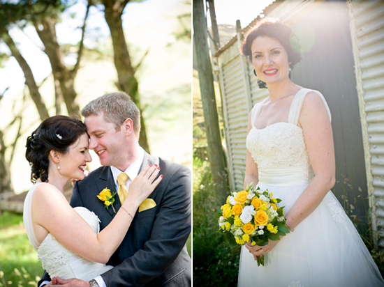 retro new zealand wedding019 Delwyn and Marcus Retro New Zealand Wedding