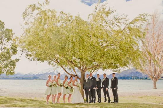 spring new zealand wedding018 Ellen and Tobys Spring New Zealand Wedding