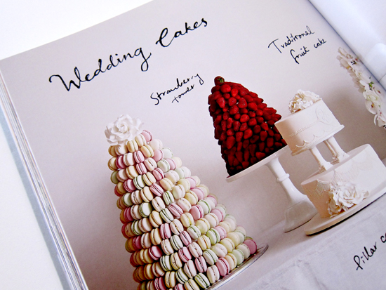 the australian wedding book by kate white cakes The Australian Wedding Book By Kate White