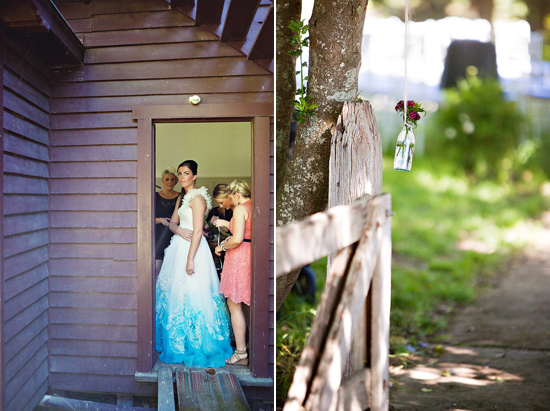 vintage chic country wedding016 Alysia and Kym's Vintage Chic Wedding