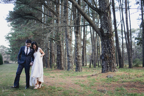 0191 A Rustic Chic Blue Mountains Wedding