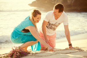 Beach-Engagement-Portrait-by-Merge-Photography