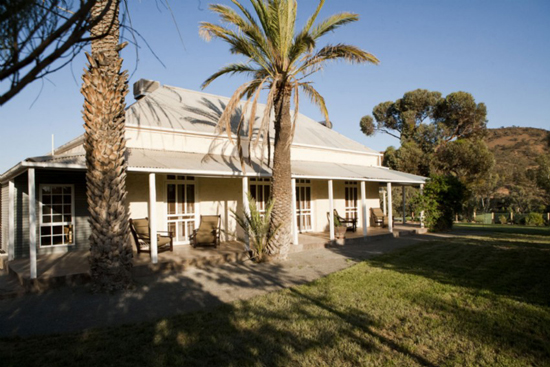 Outback South Australian Bed and Breakfast Outback South Australian Bush Honeymoon