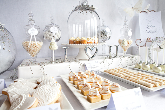 beautiful lolly table006 Delightful Dessert Tables