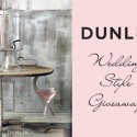 dunlin home giveaway
